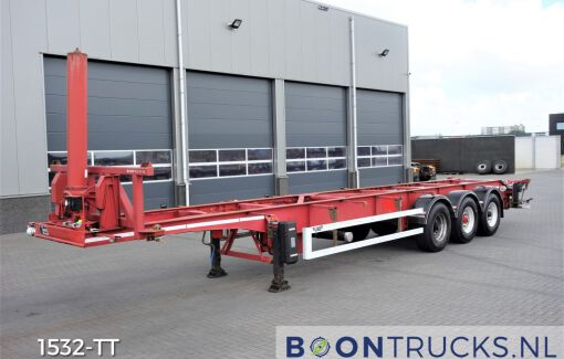 O-3-39-LT | 40ft TIPPING CHASSIS * OWN HYDRAULICS * ADR